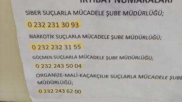 Ankesörlü ardışık arama ile fetö üyeliği tespiti – İzmir Avukat