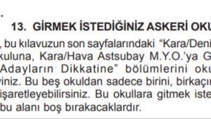 HAMYO sınavı aday numarası ile FETÖ üyeliği tespiti – İzmir Avukat
