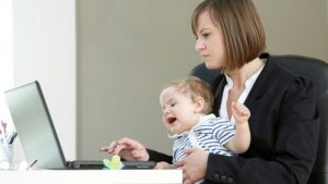 Kadın İşçilerde Annelik Durumu